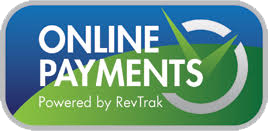 Online payments with RevTrak